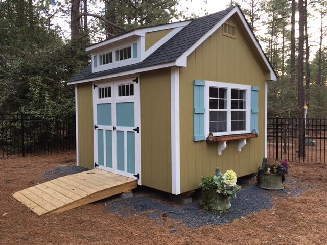 quality custom sheds made easy
