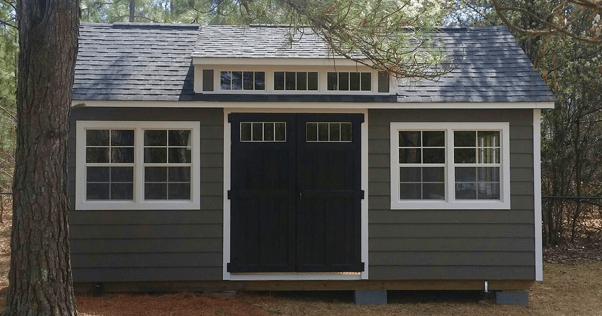Premium-Built Custom Sheds in Pinehurst, NC