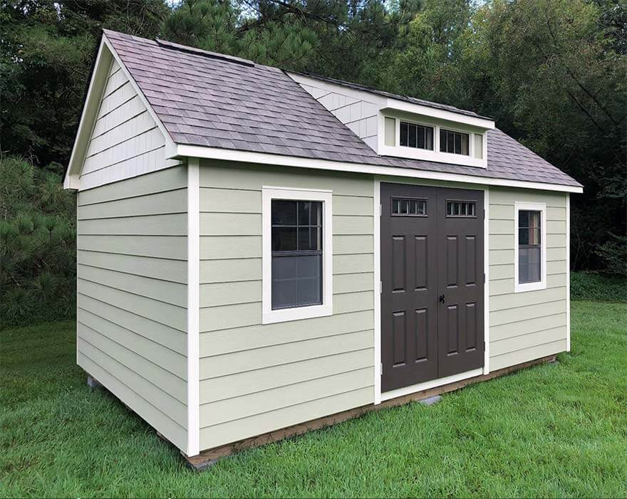 Custom Shed Dealer in Greensboro, NC