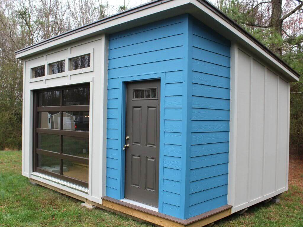 Custom Shed Ideas Storage And