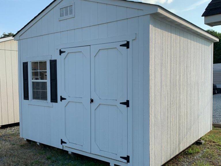 12X12 standard a-frame shed 7794