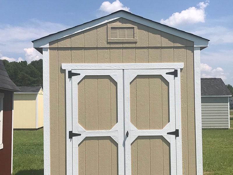 8X8 standard a-frame shed sanford