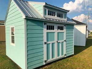 cusotm built sheds