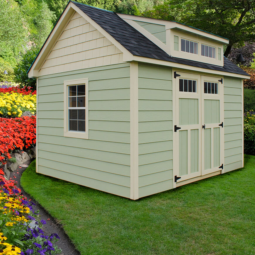 Craftsman Series Custom Sheds